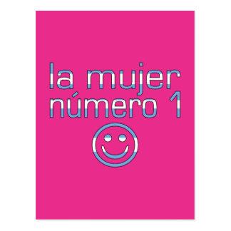 La Mujer Número 1 - Number 1 Wife in Guatemalan Postcard