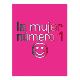 La Mujer Número 1 - Number 1 Wife in Mexican Post Cards