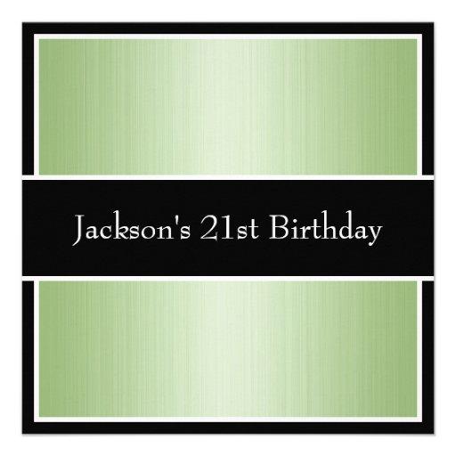 La multa del verde de la fiesta de cumpleaños raya anuncio