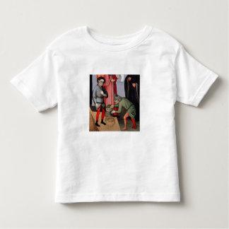 La multiplicación milagrosa del grano, detalle tshirts