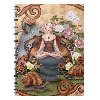 La musa - cuaderno de la hada del caracol