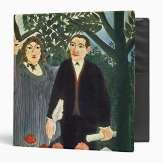 """La musa que inspira al poeta, 1909 carpeta 1 1/2"""""""