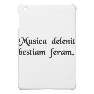 La música calma la bestia salvaje