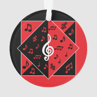 La música elegante del art déco observa blanco