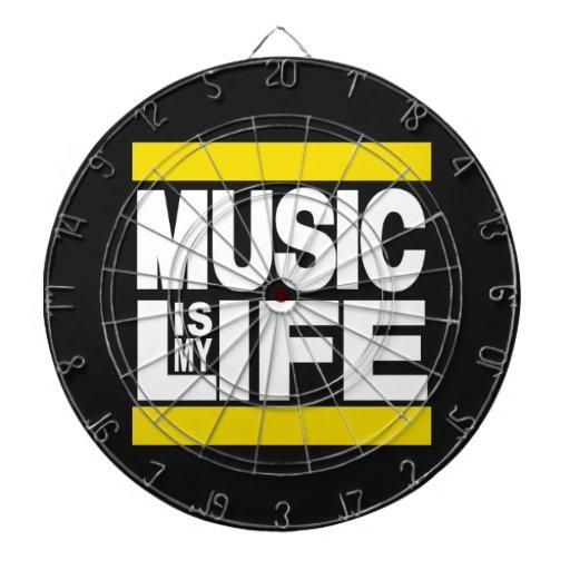 La música es mi amarillo de la vida