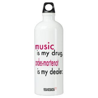 La música es mi droga, Ondes-Martenot es mi
