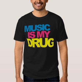 La música es mi droga playera