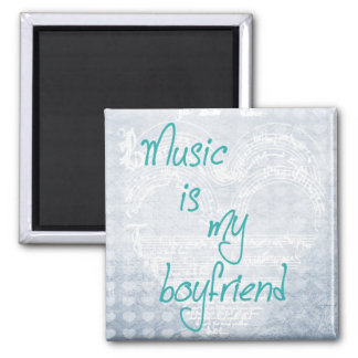 La música es mi imán del novio