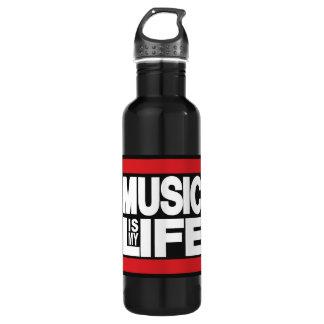 La música es mi rojo de la vida