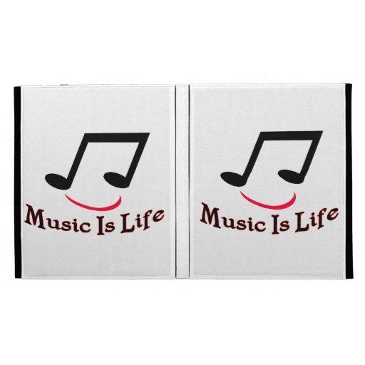 La música es smiley de la nota musical de la vida