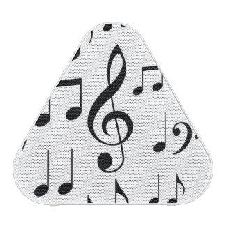 La música observa los altavoces portátiles de B&W Altavoz Bluetooth