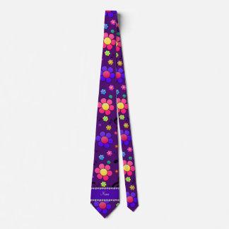 La música púrpura conocida personalizada observa corbatas