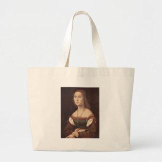 La Muta por la bolsa de asas de Raphael