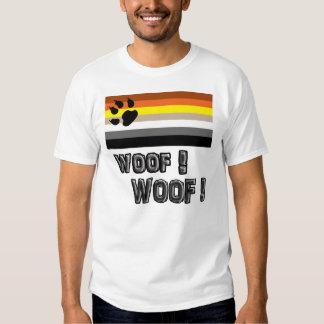 La nación gay del oso une camisas