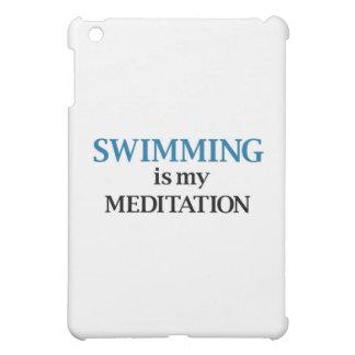 La natación es mi meditación