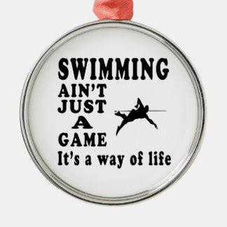 La natación no es apenas un juego que es una maner ornamento para reyes magos