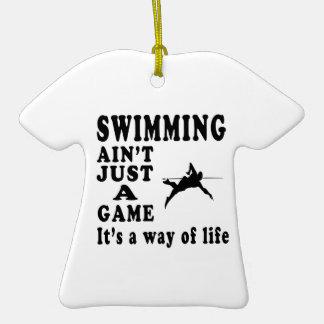 La natación no es apenas un juego que es una maner ornamente de reyes