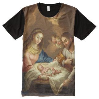 """""""La Natividad"""" art t-shirt"""