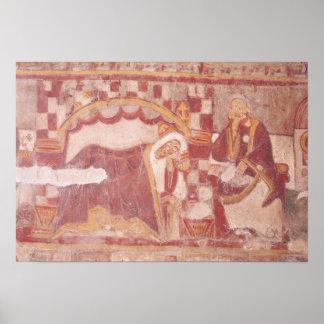 La natividad, del coro póster
