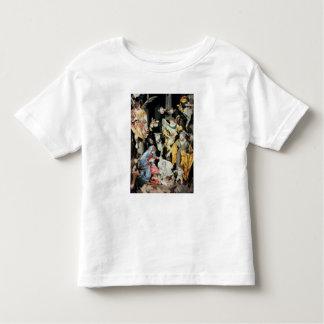 La natividad, hecha en Nápoles Camiseta