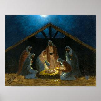 La natividad póster