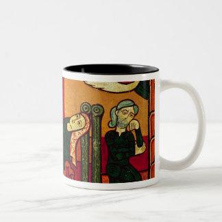 La natividad taza de café