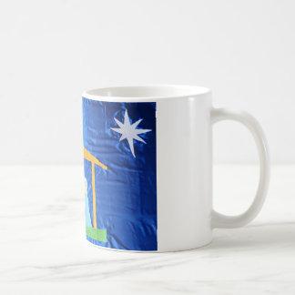 La natividad taza clásica