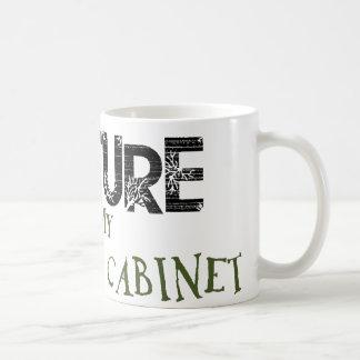 La naturaleza es mi botiquín taza de café
