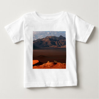 La naturaleza fuerza el desierto de Namib del Playera De Bebé