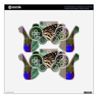 La naturaleza LINDA del insecto de la mariposa Mando PS3 Skin