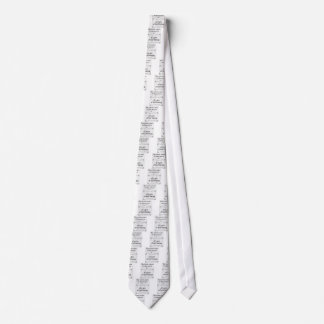 La naturaleza más verdadera… favorable de la mala corbata