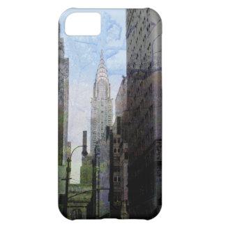La naturaleza vuelve a tomar NY Funda Para iPhone 5C