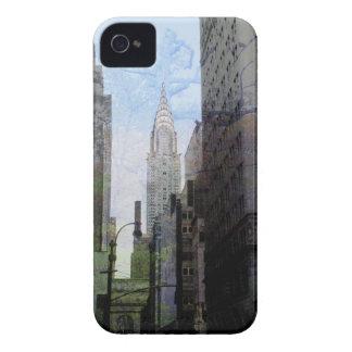 La naturaleza vuelve a tomar NY iPhone 4 Cárcasa