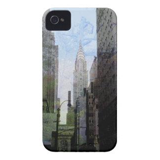 La naturaleza vuelve a tomar NY iPhone 4 Carcasas