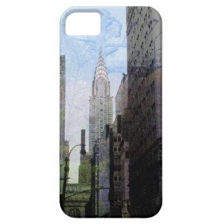 La naturaleza vuelve a tomar NY iPhone 5 Fundas