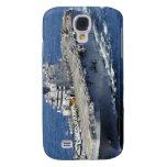 La nave de asalto de carros anfibios USS Peleliu Samsung Galaxy S4 Cover