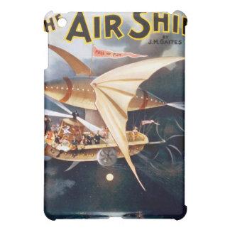 La nave del aire, caja de la mota del iPad