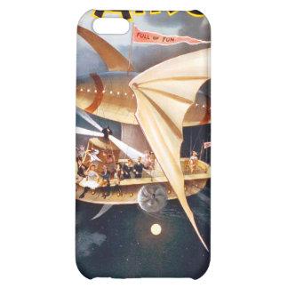 La nave del aire, caja de la mota del iPhone