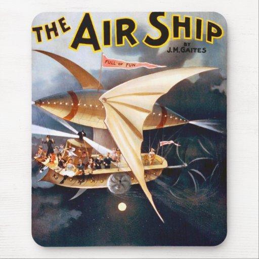 La nave del aire, Mousepad