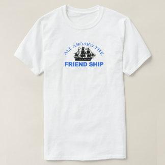 La nave del amigo camisas
