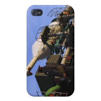 La nave espacial 3 de Soyuz TMA-13 iPhone 4/4S Carcasa