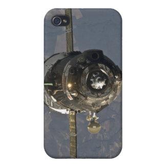 La nave espacial 3 de Soyuz TMA-19 iPhone 4 Carcasa