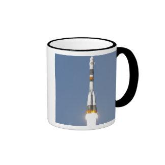 La nave espacial de Soyuz TMA-12 Tazas