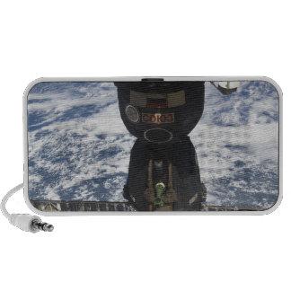 La nave espacial de Soyuz TMA-19 Laptop Altavoces