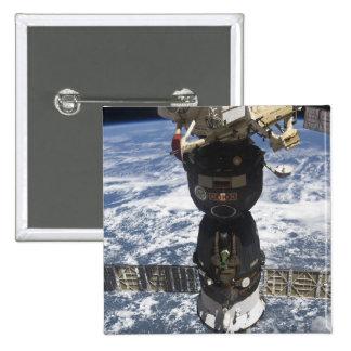 La nave espacial de Soyuz TMA-19 Pin