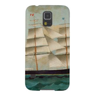 La nave Fleetwing, bahía de Hong Kong Fundas De Galaxy S5