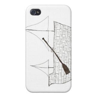 La nave iPhone 4 carcasa