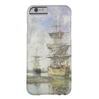 La nave grande, 1879 (aceite en lona) funda para iPhone 6 barely there