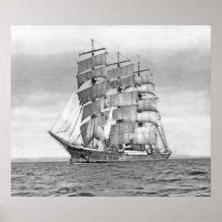 La nave Passat Impresiones