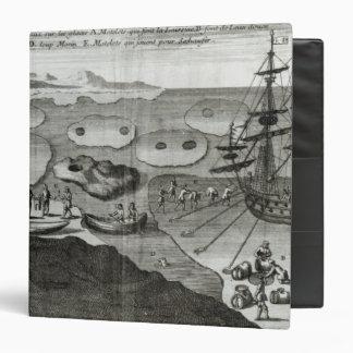 """La nave que hace Alliance con los esquimales Carpeta 1 1/2"""""""